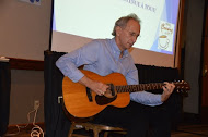 Acoustic guitar genius Terry Robb provided entertainment at the Core Values Awards Gala