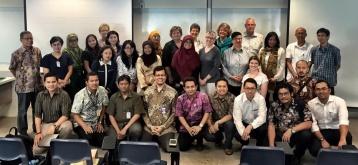 2016 May 12 IAP2 Indonesia P2 seminar in Jakarta