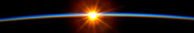 Space Station Sunrise